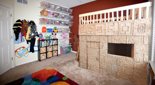 How to Organize your Child's Playroom
