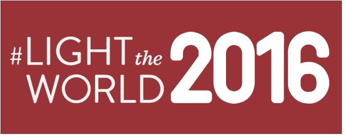 LighttheWorld 2016
