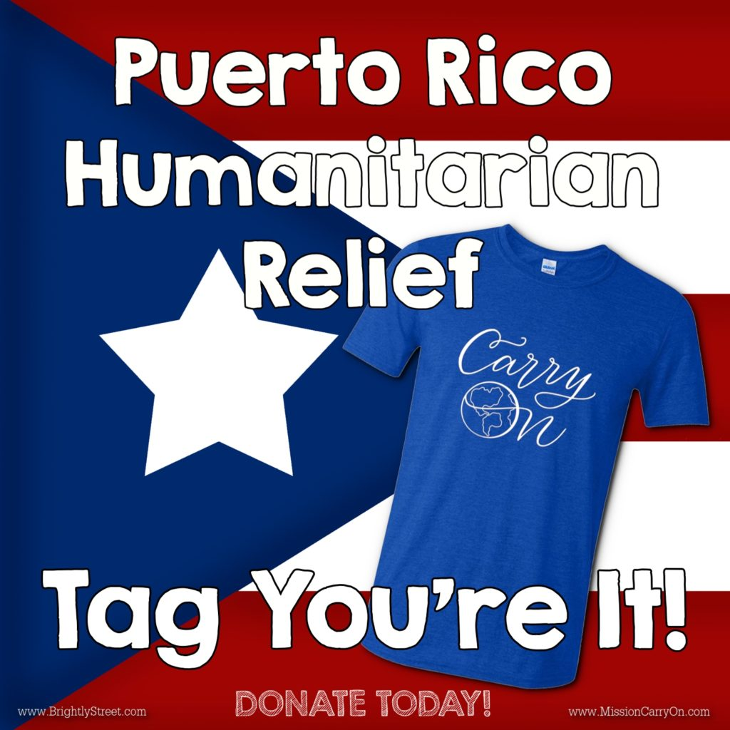 Puerto Rico Humanitarian Relief Donations