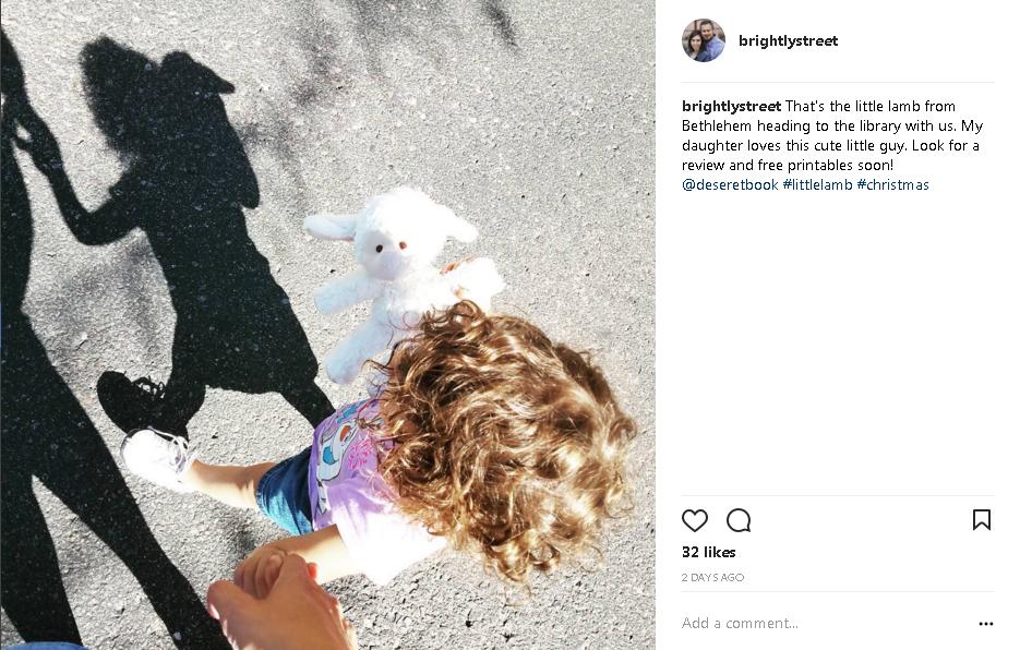 Little Lamb Instagram