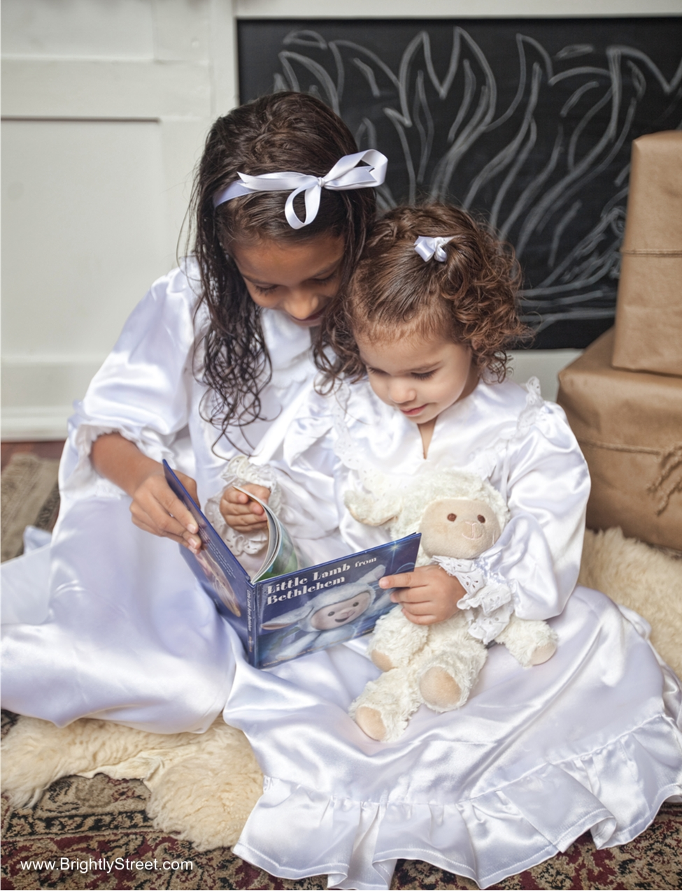 Deseret Book Little Lamb from Bethlehem