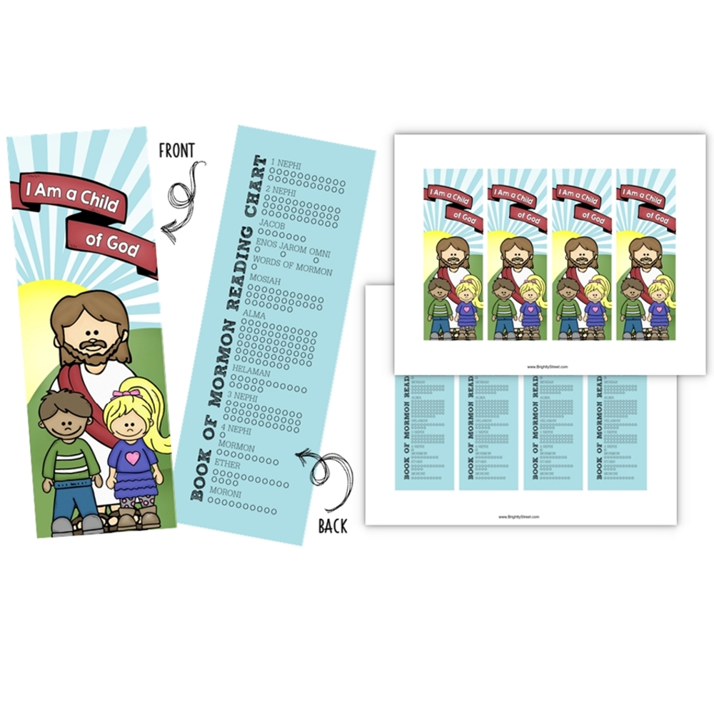 Primary Bookmarks 2018