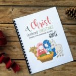 Christ Centered Christmas Family Planner #LighttheWorld