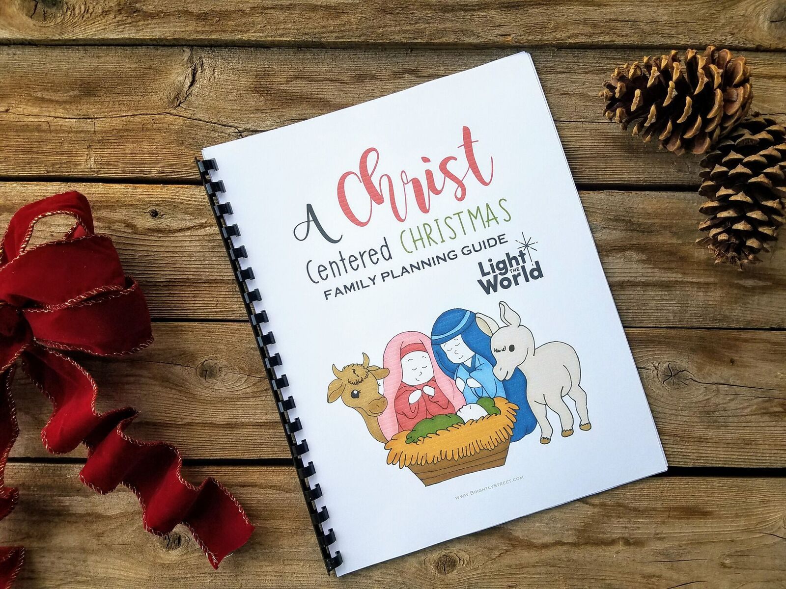 #LightTheWorld Christmas Family Planning Guide