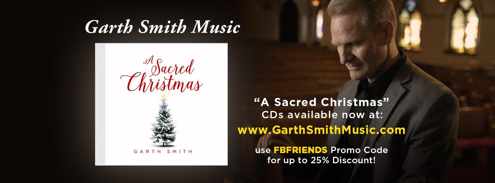 A Sacred Christmas by Garth Smith - Brightly Street