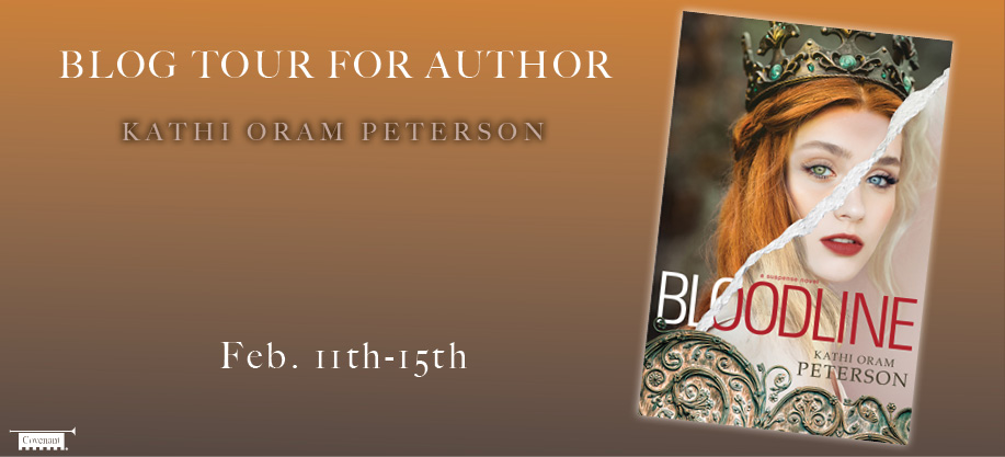 Bloodline by Kathi Oram Peterson