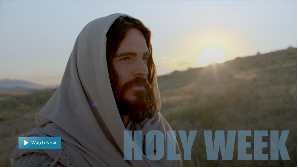 #BECAUSEofHIM An Easter Message of Hope and Triumph